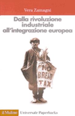 copertina Dalla rivoluzione industriale all'integrazione europea
