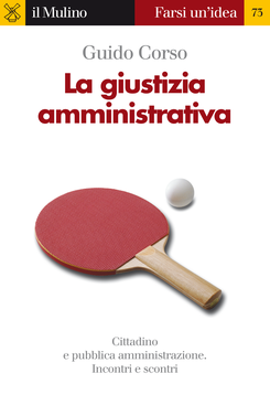 copertina La giustizia amministrativa