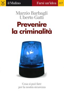 copertina Crime Prevention