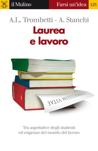 Cover Laurea e lavoro