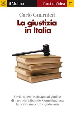 copertina La giustizia in Italia