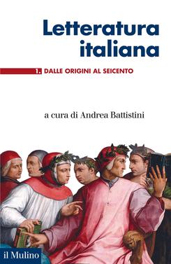 copertina Letteratura italiana. I