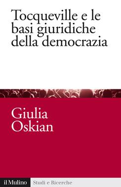 copertina Tocqueville e le basi giuridiche della democrazia