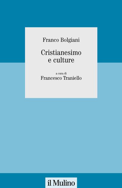 Copertina Cristianesimo e culture
