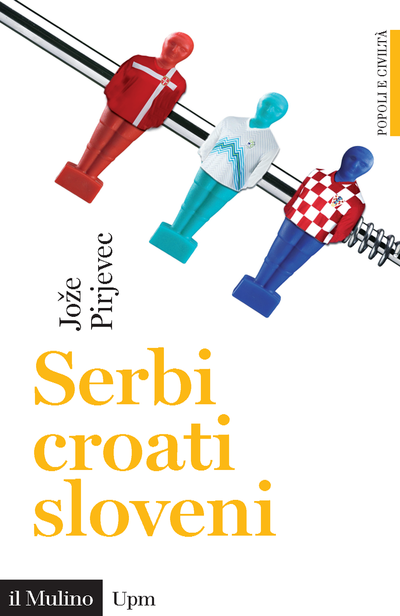 Copertina Serbi croati sloveni