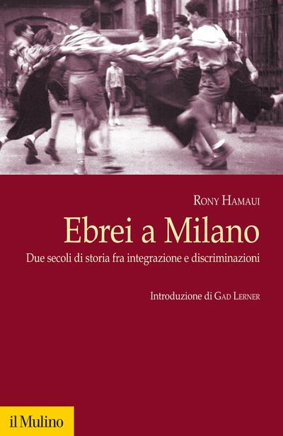 Copertina Ebrei a Milano