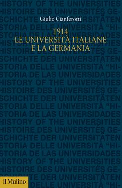 copertina 1914. Le università italiane e la Germania