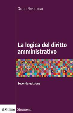 copertina La logica del diritto amministrativo
