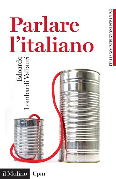 Cover Parlare l'italiano