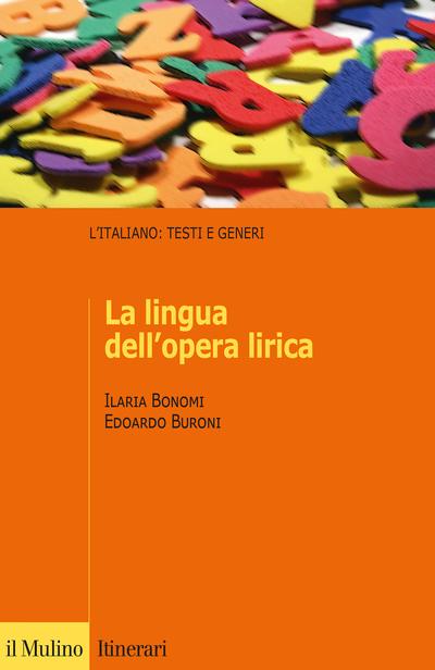 Cover La lingua dell'opera lirica