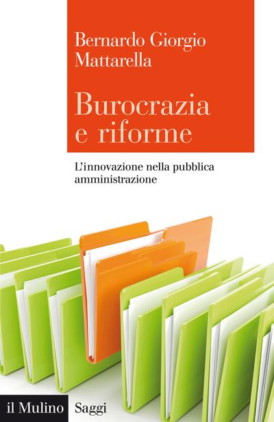 Cover Burocrazia e riforme
