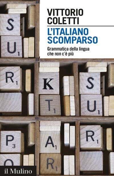 Cover L'italiano scomparso