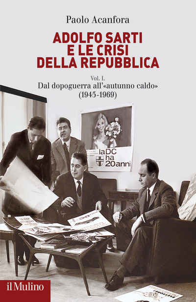 Cover Adolfo Sarti e le crisi della Repubblica