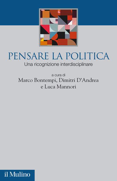 Cover Pensare la politica