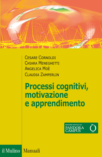 Cover Processi cognitivi, motivazione e apprendimento