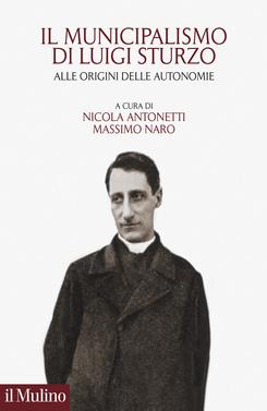 copertina Il municipalismo di Luigi Sturzo