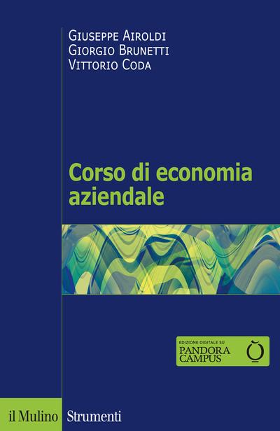 Cover Corso di economia aziendale