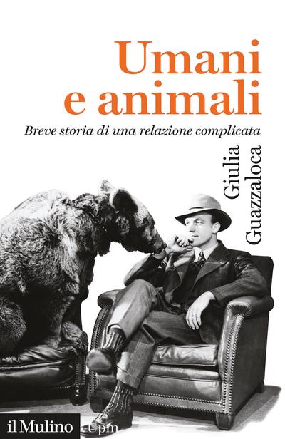 Copertina Umani e animali