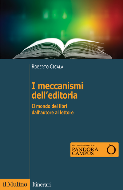 Cover I meccanismi dell'editoria