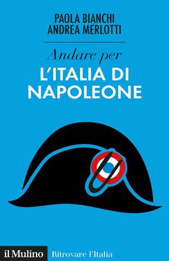 copertina Andare per l'Italia di Napoleone